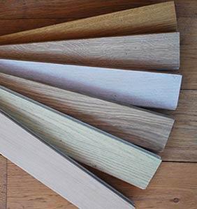 Les plinthes chêne ou à peindre